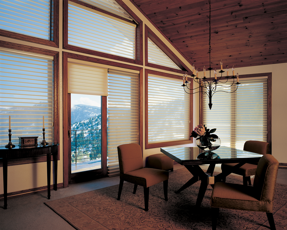 Windows Specialty Shapes And Skylights D Lux Window Coverings